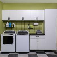 Custom laundry room design