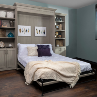 Murphy bed for home organization