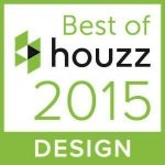 Organizers Direct Best of Houzz 2015 for Custom Closets Design