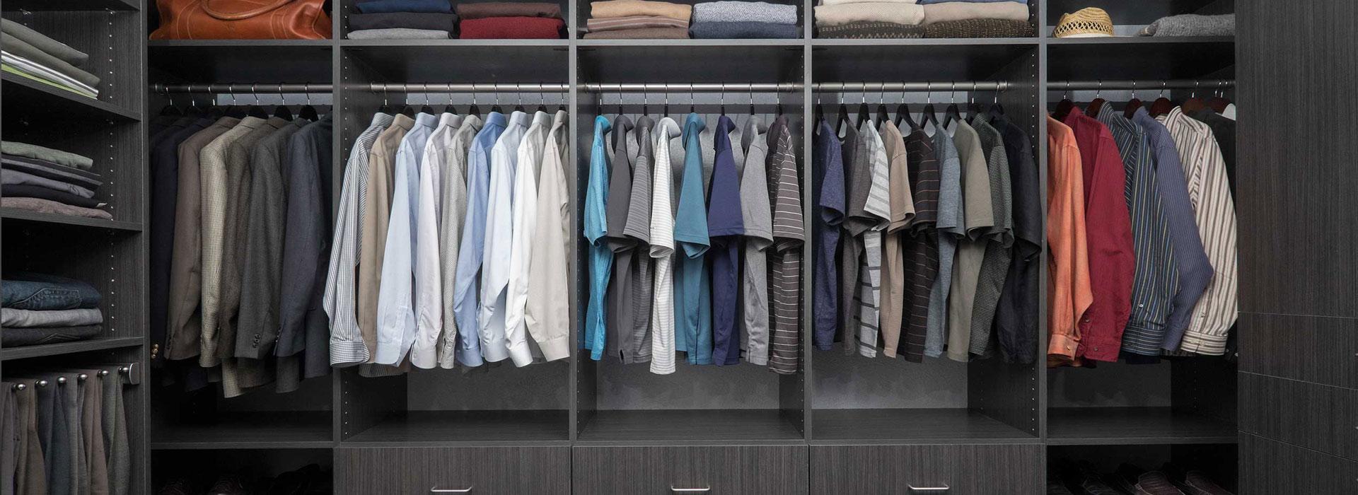Custom Closets Design Install Nashville Tennessee